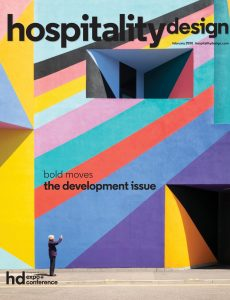 Hospitality Design – February 2020