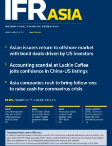 IFR Asia – April 04, 2020
