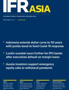 IFR Asia – April 11, 2020