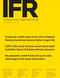 IFR Magazine – April 18, 2020