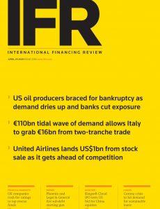 IFR Magazine – April 25, 2020