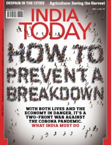 India Today – April 13, 2020