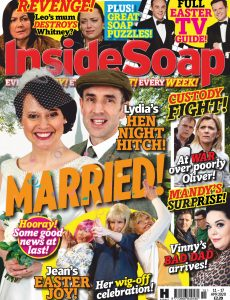 Inside Soap UK – 11 April 2020