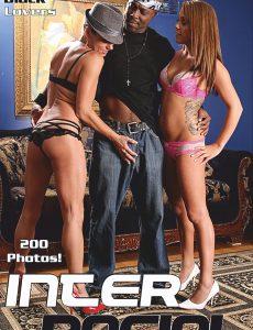 Interracial Adult Photo Magazine – April 2020