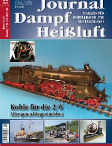 Journal Dampf & Heißluft – Nr 2 2020