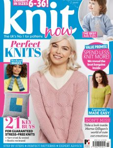 Knit Now – Issue 115 – April 2020