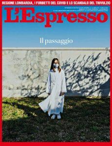 L'Espresso – 12 aprile 2020