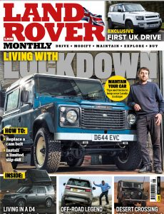 Land Rover Monthly – June 2020