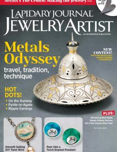 Lapidary Journal Jewelry Artist – May-June 2020