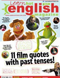 Learn Hot English – No  215, April 2020