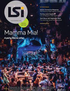 Light & Sound International – April 2020