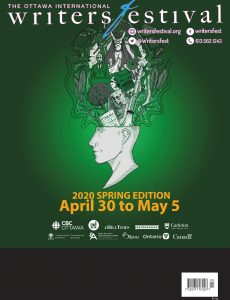 Literary Review of Canada – April 2020