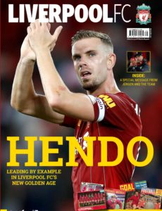 Liverpool FC Magazine – May 2020