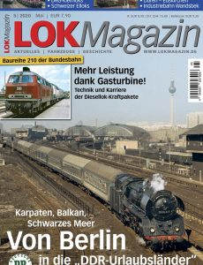 Lok Magazin – Mai 2020