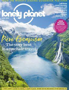 Lonely Planet Traveller UK – June 2020