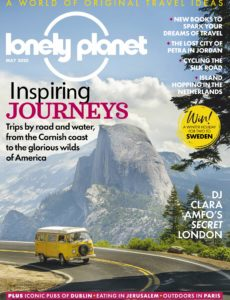 Lonely Planet Traveller UK – May 2020