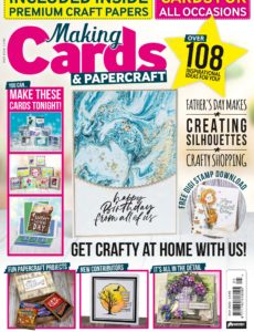 Making Cards & PaperCraft – May 2020