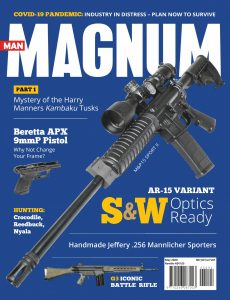 Man Magnum – May 2020