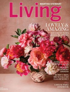 Martha Stewart Living – May 2020
