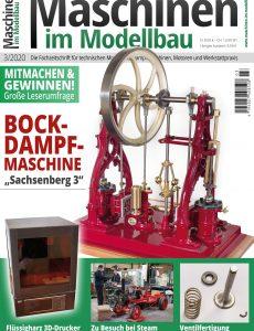 Maschinen im Modellbau – April 2020