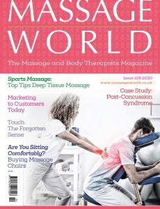 Massage World – Issue 108 – April 2020