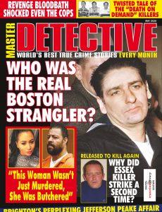 Master Detective – May 2020
