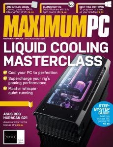 Maximum PC – May 2020