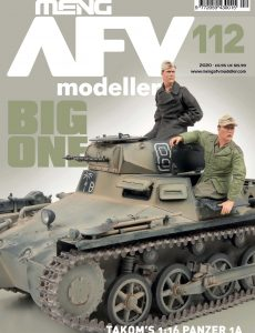 Meng AFV Modeller – Issue 112 – May-June 2020