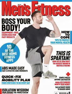 Men's Fitness UK – June 2020