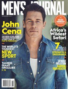 Men's Journal – May-June 2020