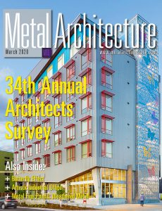 Metal Architecture – March 2020
