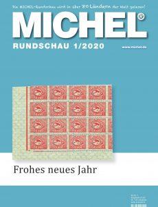 Michel-Rundschau – Nr 1 2020