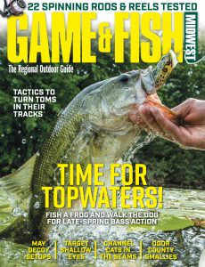 Michigan Game & Fish – May 2020