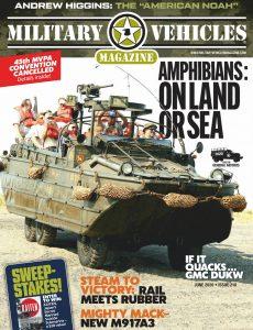 Military Vehicles – June 2020