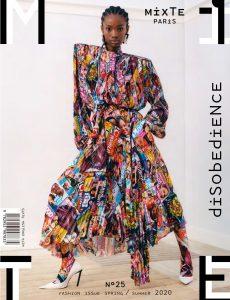 Mixte Magazine – Spring-Summer 2020