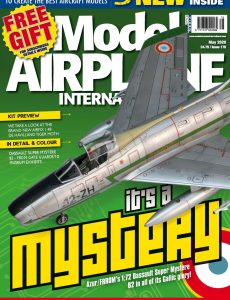 Model Airplane International – Issue 178 – May 2020
