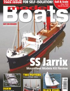 Model Boats – Issue 835 – May 2020