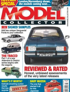Model Collector – Issue 395 – March 2020