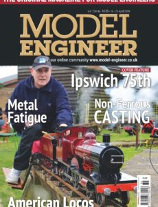 Model Engineer – Issue 4636 – 10 April 2020
