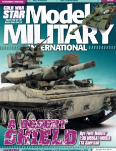 Model Military International – Issue 169, May 2020