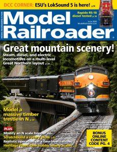 Model Railroader – June 2020