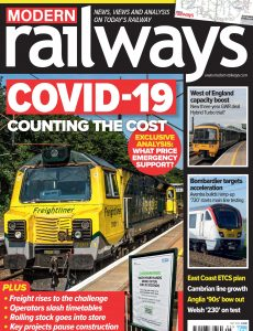 Modern Railways – May 2020