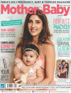 Mother & Baby India – April 2020