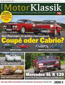 Motor Klassik – Mai 2020