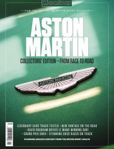 Motor Sport Special Edition – Aston Martin 2019
