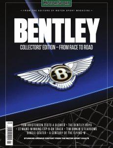Motor Sport Special Edition – Bentley 2019