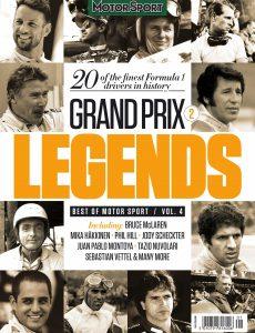 Motor Sport Special Edition – Grand Prix Legends 2, 2018