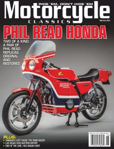 Motorcycle Classics – May-June 2020