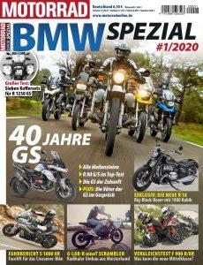 Motorrad BMW Spezial – Nr 1 2020