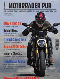 Motorräder Pur – Nr 1 2019
